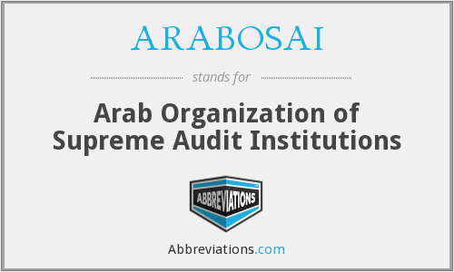 What does ARABOSAI stand for?