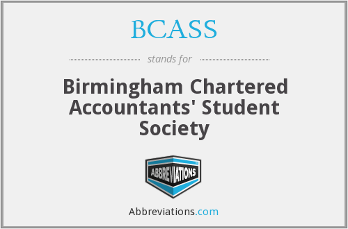What does BCASS stand for?