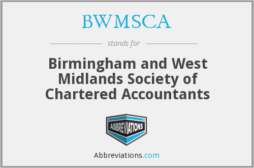 What does BWMSCA stand for?