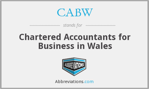 What does CABW stand for?