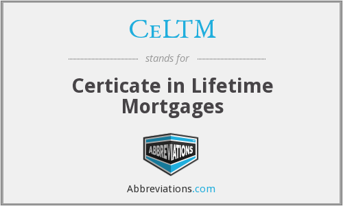 What does CELTM stand for?