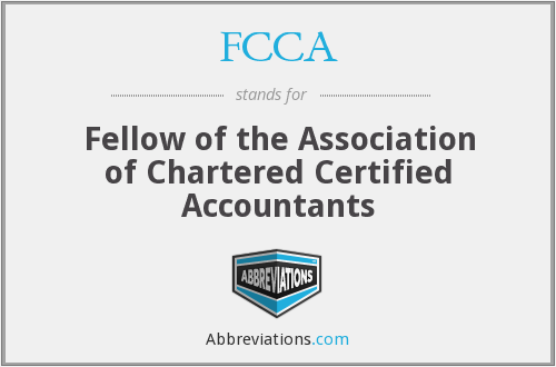 What does FCCA stand for?