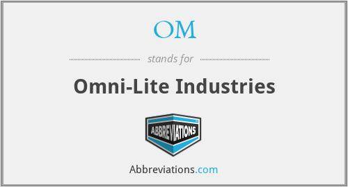 OM - Omni-Lite Industries