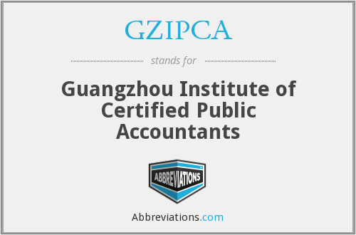 What does GZIPCA stand for?