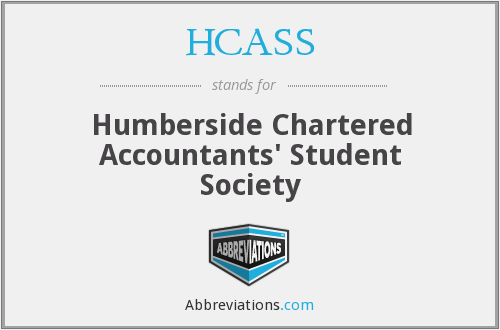 What does HCASS stand for?