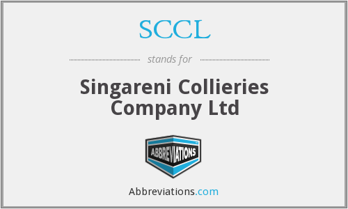 What does SCCL stand for?