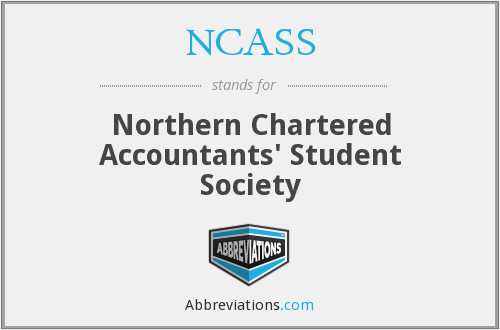 What does NCASS stand for?
