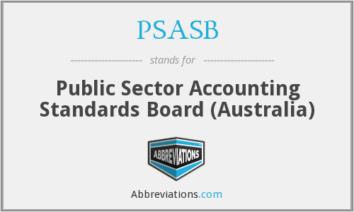 What does PSASB stand for?