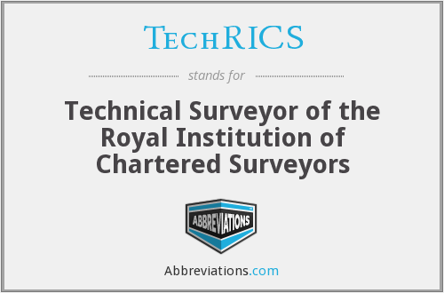 What does TECHRICS stand for?