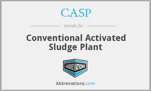 CASP - Conventional Activated Sludge Plant
