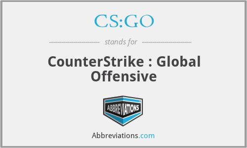 CS:GO - CounterStrike : Global Offensive