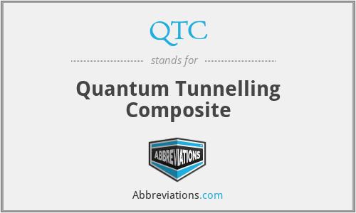 QTC - Quantum Tunnelling Composite