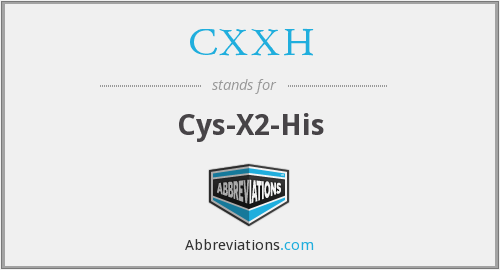 What does CYS stand for?