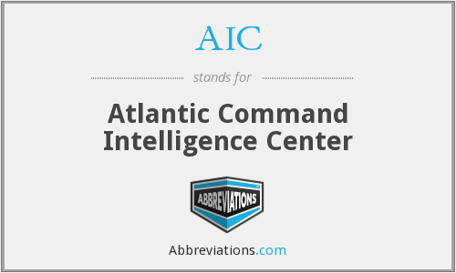 AIC - Atlantic Command Intelligence Center