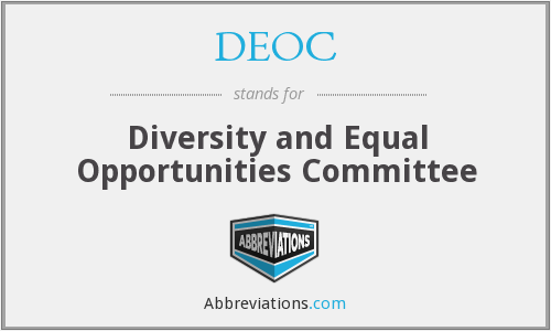 What does DEOC stand for?
