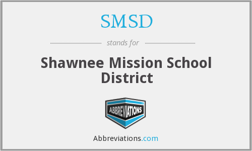 SMSD - Shawnee Mission School District