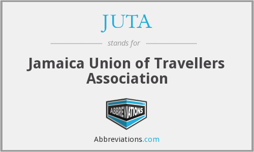What does JUTA stand for?