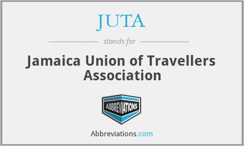 JUTA - Jamaica Union of Travellers Association