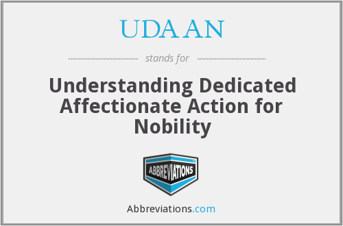 What does UDAAN stand for?