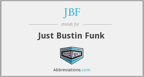 What does bustin stand for?