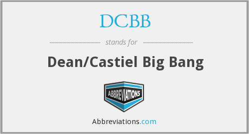 What does DCBB stand for?