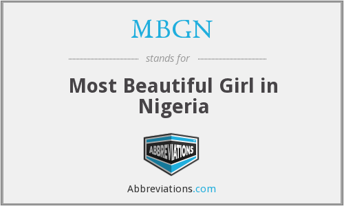 What does MBGN stand for?