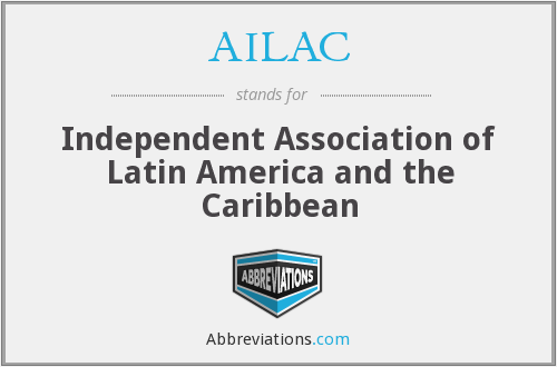 What does AILAC stand for?