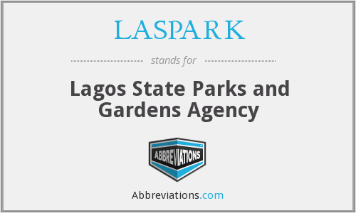 LASPARK - Lagos State Parks and Gardens Agency