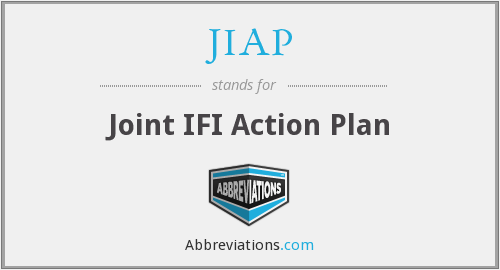 What does JIAP stand for?