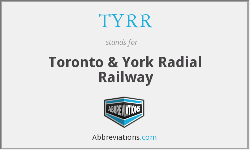 What does TYRR stand for?