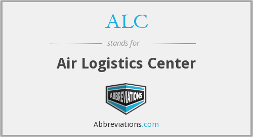 ALC - Air Logistics Center