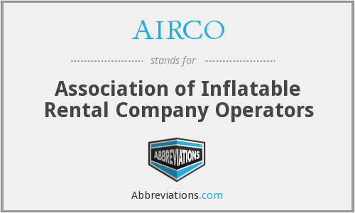 What does AIRCO stand for?