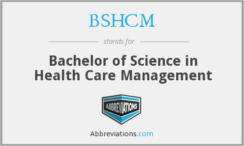 What does BSHCM stand for?