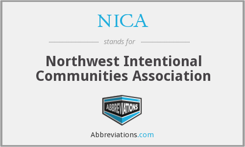 NICA - Northwest Intentional Communities Association