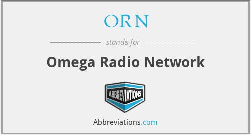 ORN - Omega Radio Network