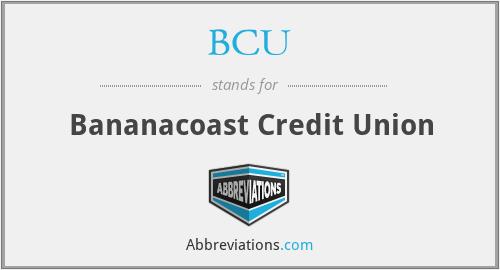 Bcu Credit Union >> Bcu Bananacoast Credit Union
