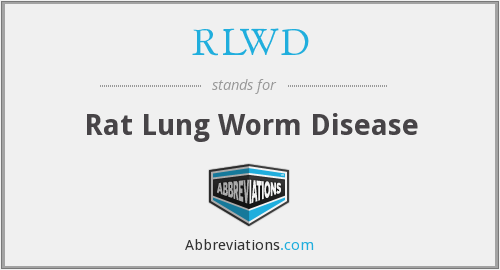 What does RLWD stand for?
