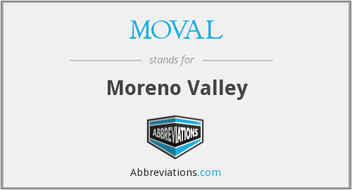 What does MOVAL stand for?