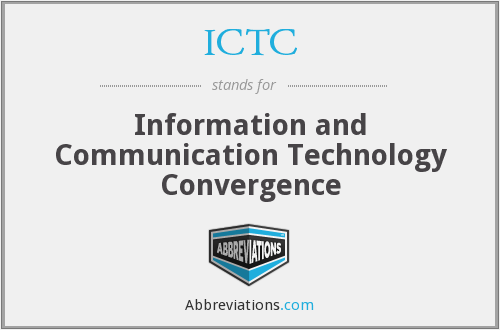 What does ICTC stand for?