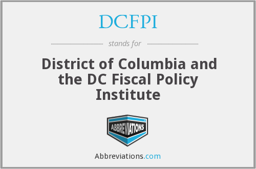 What does DCFPI stand for?