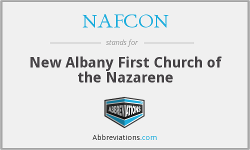 What does NAFCON stand for?