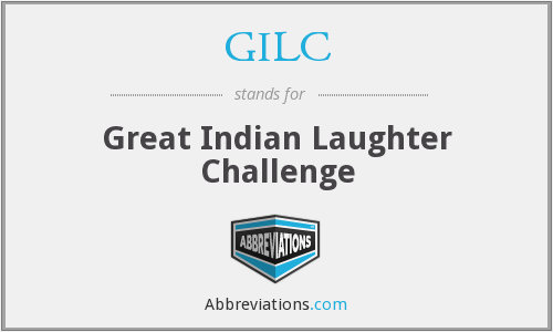 GILC - Great Indian Laughter Challenge