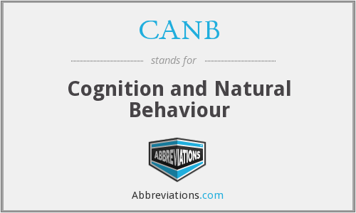What does CANB stand for?