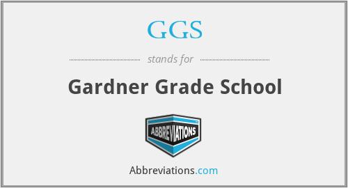 GGS - Gardner Grade School