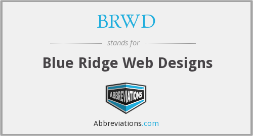 What does BRWD stand for?