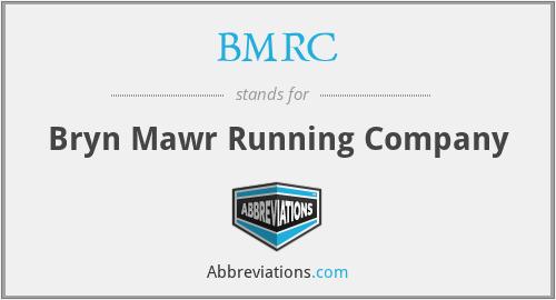 BMRC - Bryn Mawr Running Company