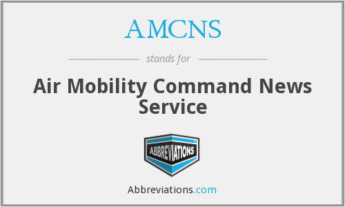 What does AMCNS stand for?