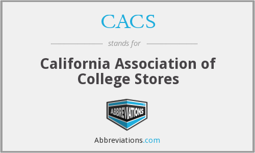 CACS - California Association of College Stores