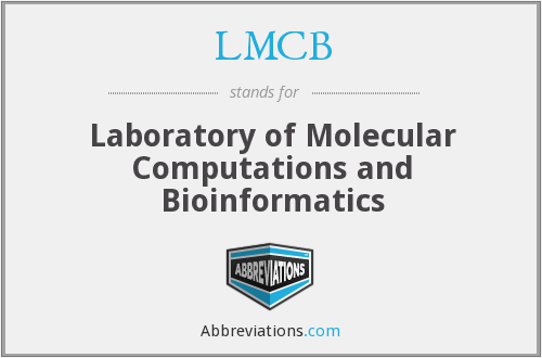 What does LMCB stand for?