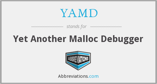 YAMD - Yet Another Malloc Debugger
